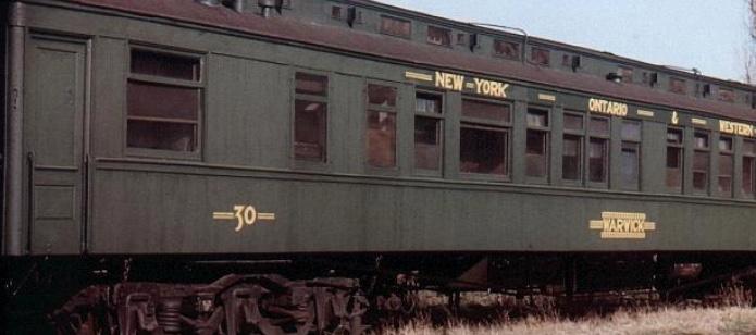 Railroad ss