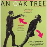 Poster for An Oak Tree, 2006.