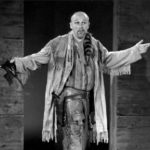 Tim Crouch in The Taming of the Shrew, 2000. Photo credit: Cat Gareth