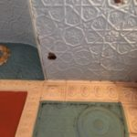 Tiles in 3rd Floor Masonic Hall