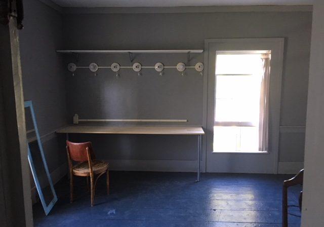 FSC Dressing Room